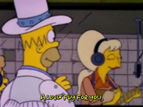 Simpsons Songs - Part 3 (Lurleen Lumpkin)
