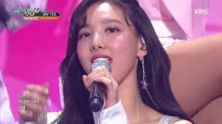 Video 뮤직뱅크 Music Bank - SAY YES - TWICE(트와이스).20180413 MP3, 3GP, MP4, WEBM, AVI, FLV April 2018