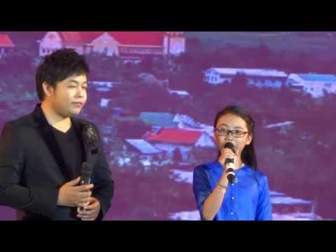 Hình Bóng Quê Nhà - Phương Mỹ Chi và Quang Lê Live tại đà nẵng Fancam
