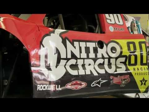 Nitro Circus: The Movie Clip 'Nail or Fail?'