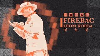 Fire Bac – 第五回東京六大学ストリートダンスリーグ戦 JUDGE MOVE PGM視点