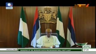 Nigeria @56: Presidential Broadcast Pt 3