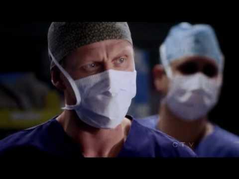 Grey's Anatomy S08E11 - MerDer & Zola #2