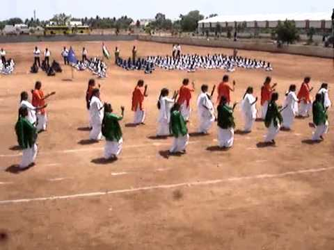 68th Independence Day Celebration: Dance performance by studends