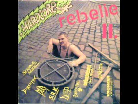 Divnej Pach - Songs from Rebelie 2 - Hardcore Compilation (1991)