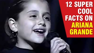 Ariana Grande - 12 Interesting Facts!