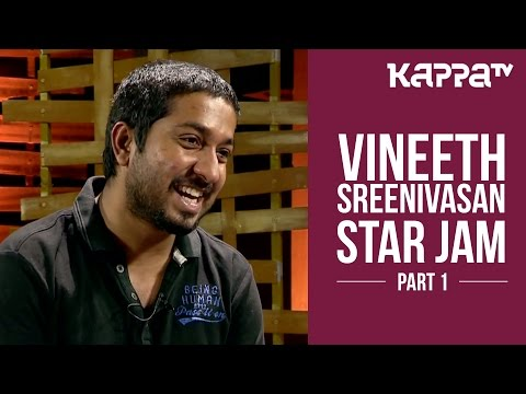 Video Vineeth Sreenivasan  - Star Jam (Part 1) - Kappa TV download in MP3, 3GP, MP4, WEBM, AVI, FLV January 2017