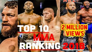 Video TOP 10 MMA RANKINGS | HD MP3, 3GP, MP4, WEBM, AVI, FLV September 2019