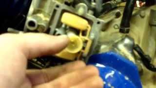 10. Yamaha warrior 350 carb tuning