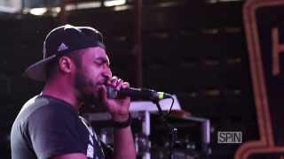 Pusha T - Grindin (SPIN House Of Vans SXSW Showcase)