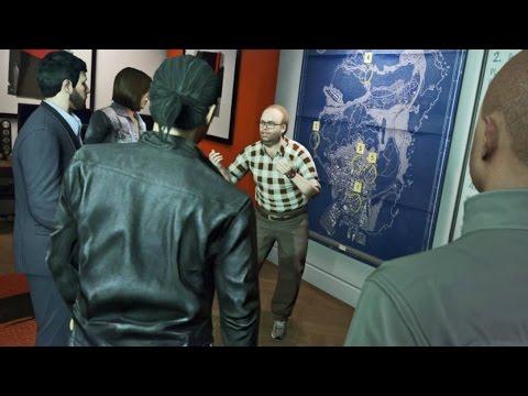 GTA 5 Online PC Heists Spot