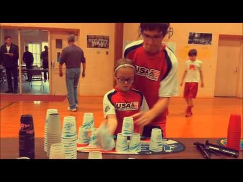 CT Sport Stacking Tournament 2015