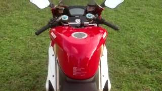 9. Walk Around Speeds 2007 Ducati 1098 S Tricolore