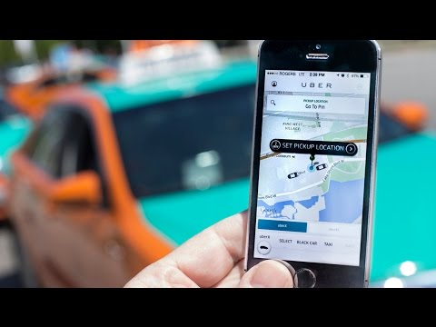 Uber Tracking Your Location Even AFTER Your Ride