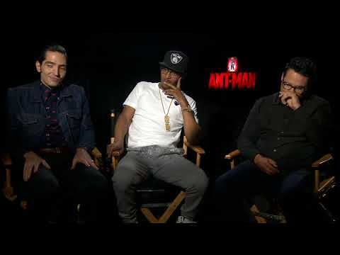 Generic Interview - Michael Peña, Tip Harris & David Dastmalchian - Interview Generic Interview - Michael Peña, Tip Harris & David Dastmalchian (Anglais)
