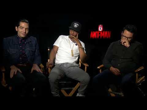 Generic Interview - Michael Peña, Tip Harris & David Dastmalchian - Interview Generic Interview - Michael Peña, Tip Harris & David Dastmalchian (English)