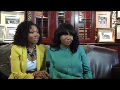 Interview with the Being Mandela stars
