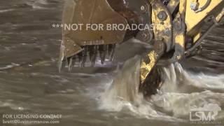 NOT FOR BROADCAST*** Contact Brett Adair with Live Storms Media to license. brett@livestormsnow.com City officials are...