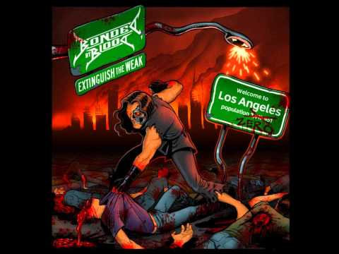 1)BONDED BY BLOOD E.P.- Asphyxiation -2007