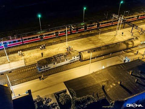 ЧП в Польше: сошел с рельсов поезд с 200 пассажирами - Центр транспортных стратегий