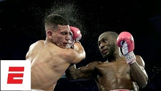 Terence Crawford defeats José Benavidez by 12th-round TKO   Top Rank Highlights
