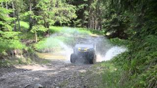 9. CAN AM rally Orava ! water
