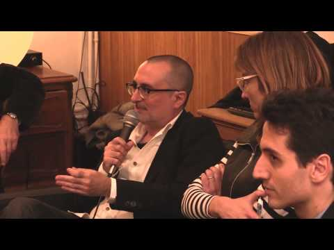 Àlex Susanna i Eva Piquer han presentat 'La lectura com a pregària', de Joan-Carles Mèlich