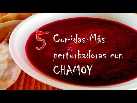 Tarjetas de amor - El CHAMOY: 5 comidas más perturbadoras Parodia