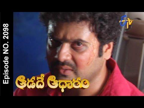 Aadade-Aadharam--8th-April-2016--ఆడదే-ఆధారం-–-Full-Episode-No-2098