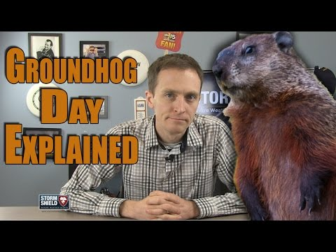 WATCH: Groundhog Day Explained