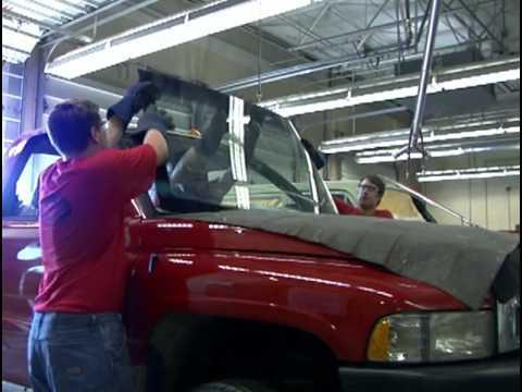 Collision Repair Technology 2009 Recruiting Video