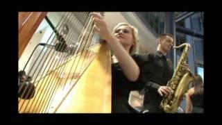 Презентация Мерседес-Арфистка+Саксофонист-Арфа Project
