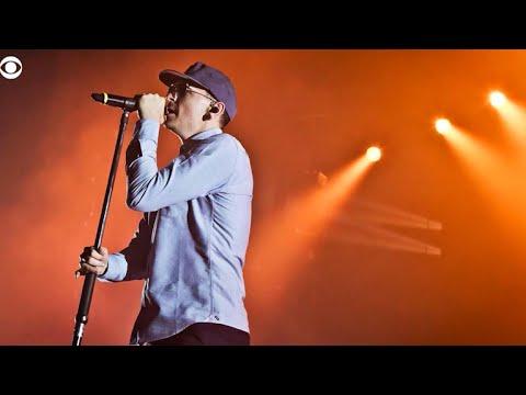 Chester Bennington, lead singer of Linkin Park, dies at 41