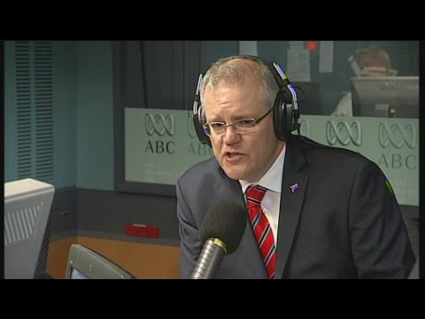 government - Immigration Minister Scott Morrison says this morning's raids support the government's response to the terrorism threat and demonstrate