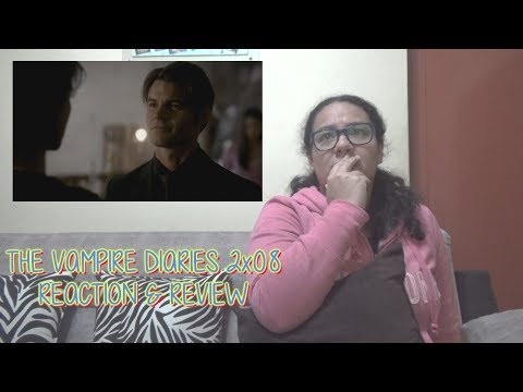 """The Vampire Diaries 2x08 REACTION & REVIEW """"Rose"""" S02E08 