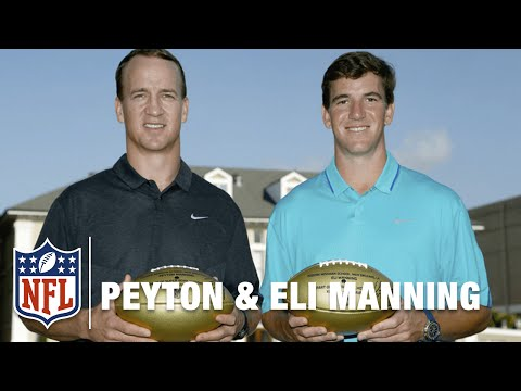 The Manning Brothers Return to Their High School | Super Bowl High School Honor Roll | NFL