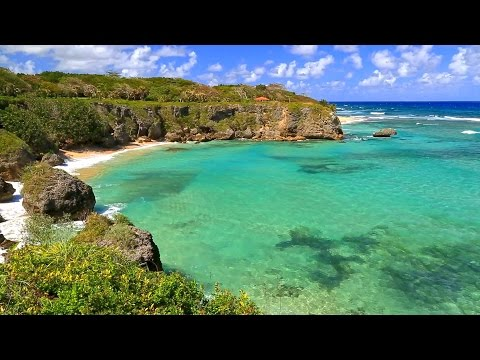 Relaxing Piano Music with Ocean Sounds – HD Video 1080p