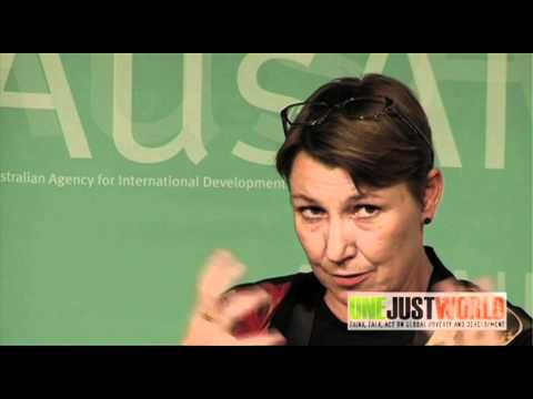 Joanna Hayter on gender and corruption