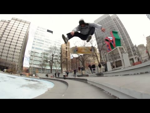 R.I.P. Love Park | Philly Loses an Iconic Skate Spot