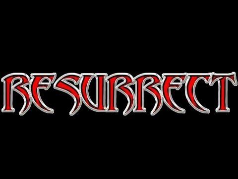 Resurrect - En concierto en Puebla. 24/11/2018