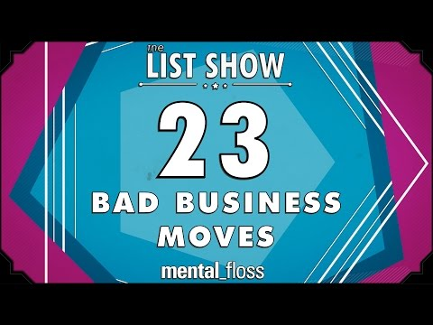 23 Bad Business Moves