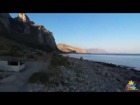 sicilia: riserva naturale capo gallo