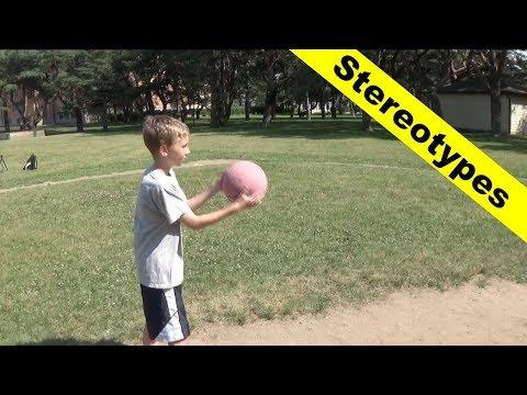 Stereotypes: Kickball | That's Amazing