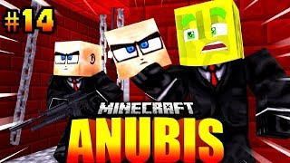 ICH bin DER FAKE WÄRTER?! - Minecraft ANUBIS #14 [Deutsch/HD]