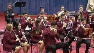 Firgas Spain  City pictures : BANDA DE MUSICA DE FIRGAS - SANTA CECILIA 2013