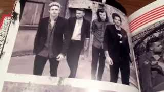 One Direction - Made In The A.M. Deluxe Unboxing