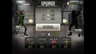 Walking Dead : Road to Survival - SHIVA FORCE MICHONNE - Tier 3 UPGRADED