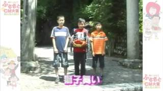 伝統祭りある木祖村