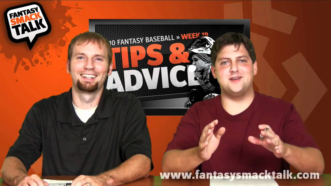 Fantasy Baseball Video: Week 19 Tips and Waiver Wire thumbnail