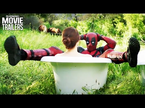DEADPOOL will Give You Harder, Longer Lasting Emotions | Blu-Ray & DVD Clip + Trailer Compilation